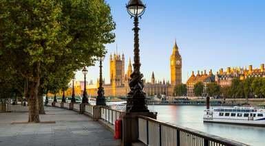 Londres - Puente de Mayo