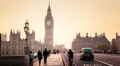 Londres al Completo desde Madrid  - Semana Santa
