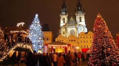PRAGA - PUENTE DE DICIEMBRE      -                     Praga