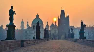 Praga y Budapest con Visitas