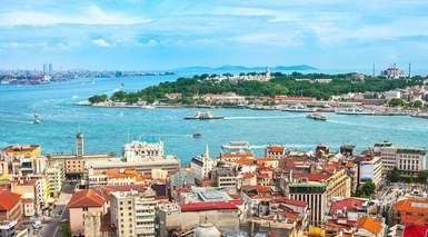 دروازه ای به  استانبول      -                     استانبول
