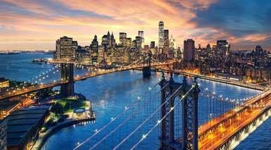 Nueva York y Este de EE.UU. con Visitas