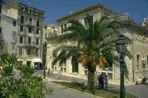 Hoteles en Corfu