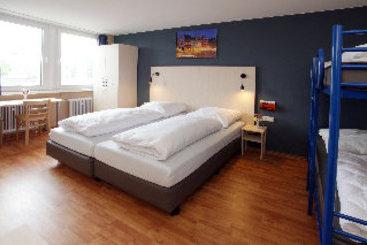 A&O Hostel & Hotel Frankfurt Galluswarte Francoforte sul Meno