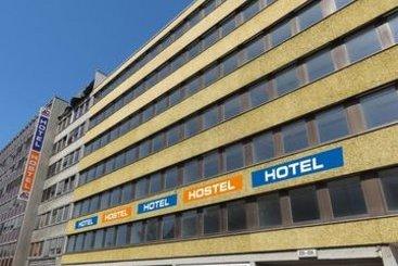 A&O Hostel & Hotel Frankfurt Galluswarte Francfort-sur-le-Main