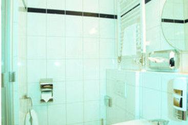 A&O Hostel & Hotel Frankfurt Galluswarte Frankfort