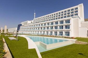 Aussenbereich Grand Luxor Hotel Benidorm