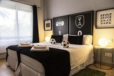 Apartments Futbol