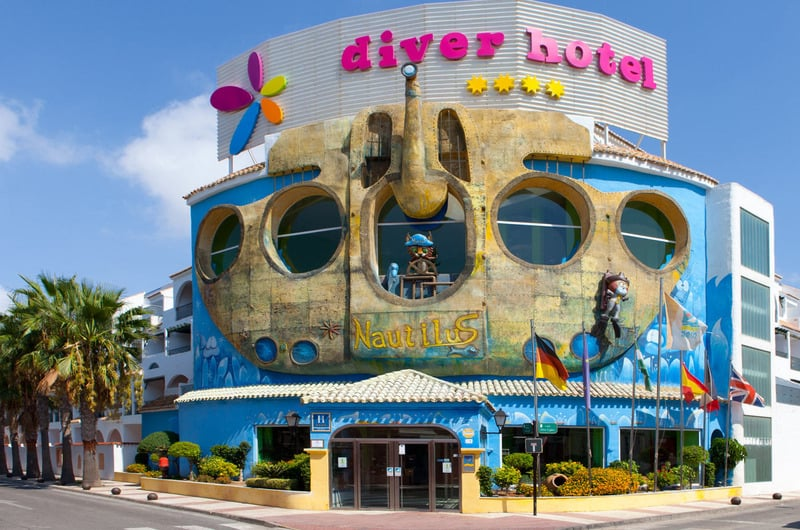 Diverhotel Roquetas Roquetas de Mar
