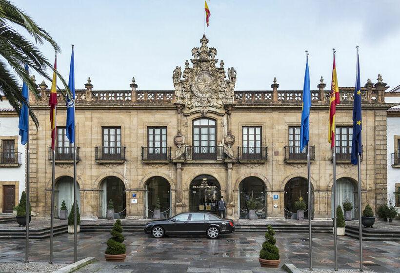Eurostars Hotel de la Reconquista オビエド