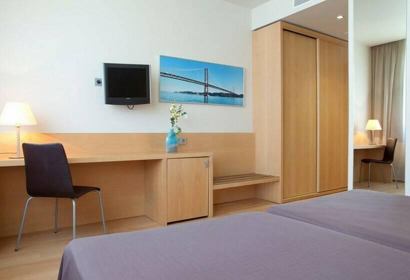 部屋 ホテル Daniya Alicante アリカンテ