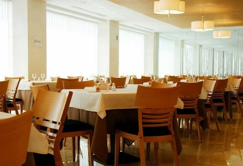 レストラン ホテル Daniya Alicante アリカンテ
