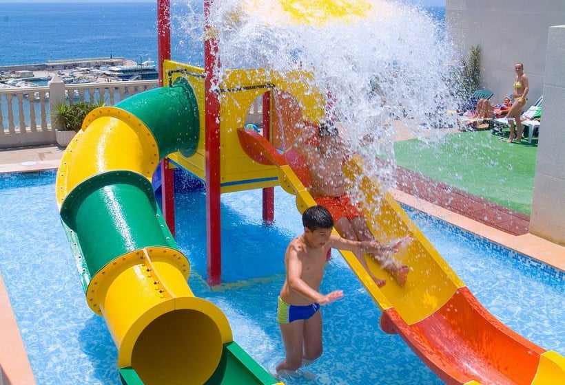 Children?s facilities Hotel Magic Fenicia Benidorm