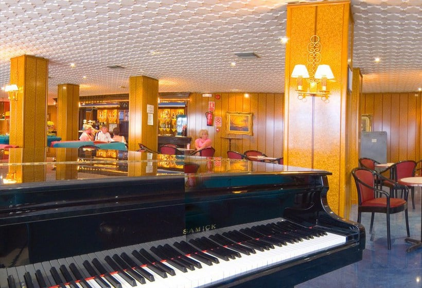 Cafeteria Hotel Magic Fenicia Benidorm