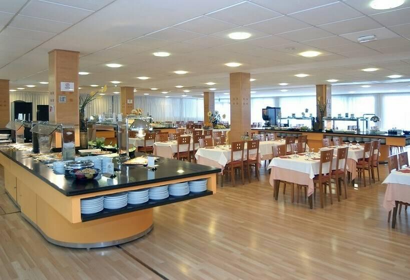 Restaurante Hotel Medplaya Regente Benidorm