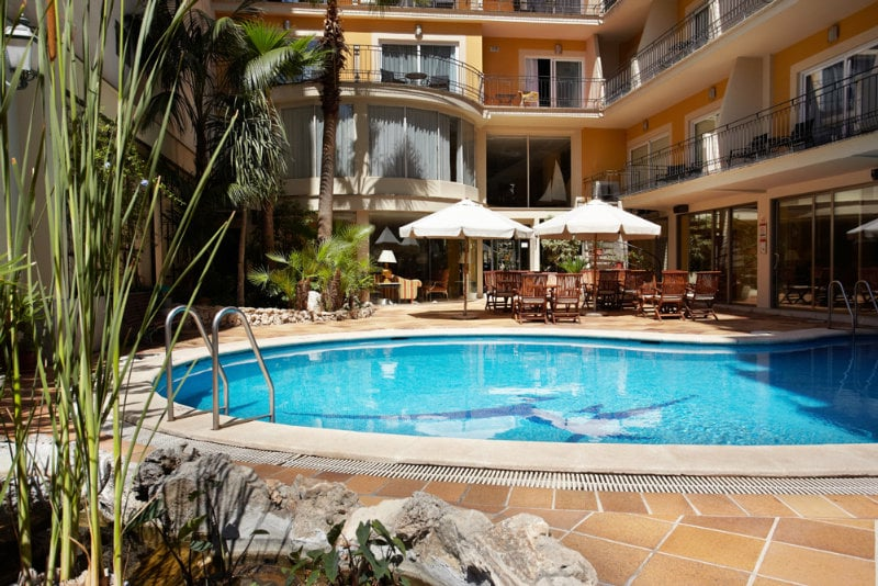 Hotel Saratoga Palma de Maiorca