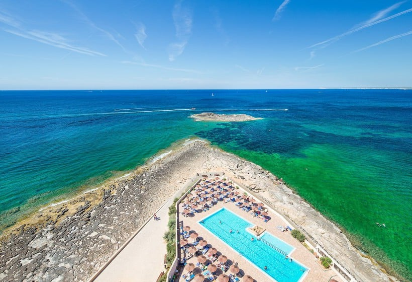 Hotel Thb Class Sur Mallorca Em Col Nia De Sant Jordi