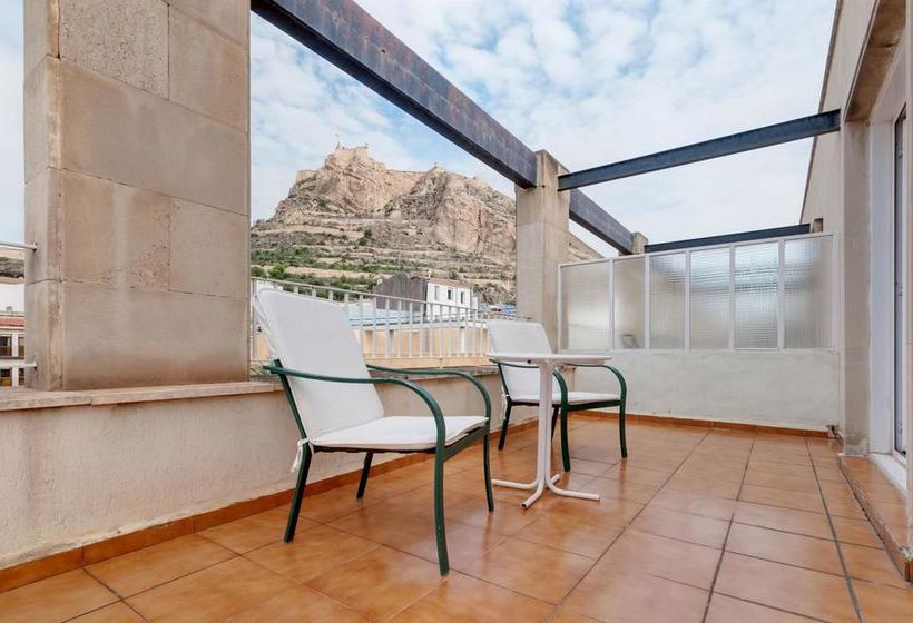 فندق Tryp Ciudad de Alicante  أليكانتي