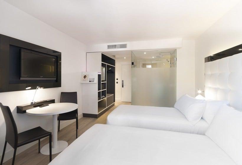 Habitación Hotel Tryp Palma Bosque Palma de Mallorca