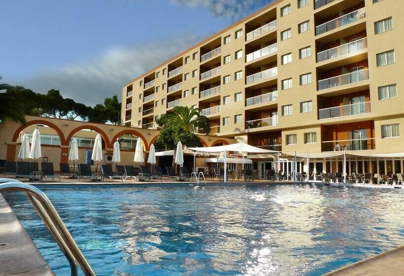 Schwimmbad AzuLine Hotel Atlantic Es Canar