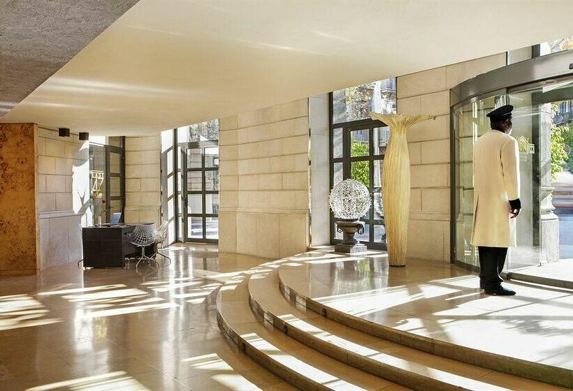 共同スペース Claris Hotel バルセロナ