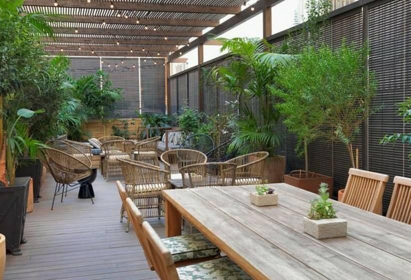 Gemeinschaftsbereiche H10 Catalunya Plaza Boutique Hotel Barcelona