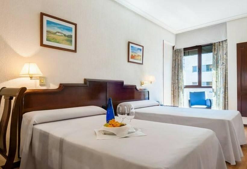 Zimmer Hotel Alcantara Caceres