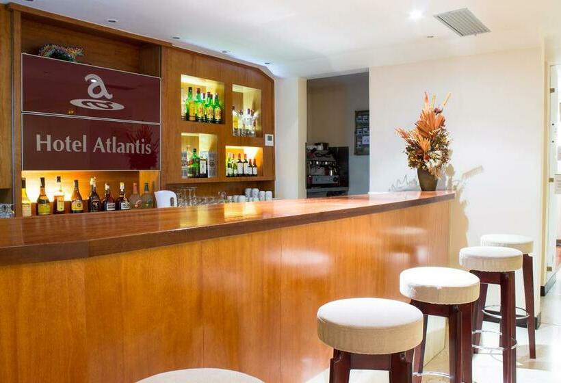 Cafeteria Hotel Atlantis Barcelona