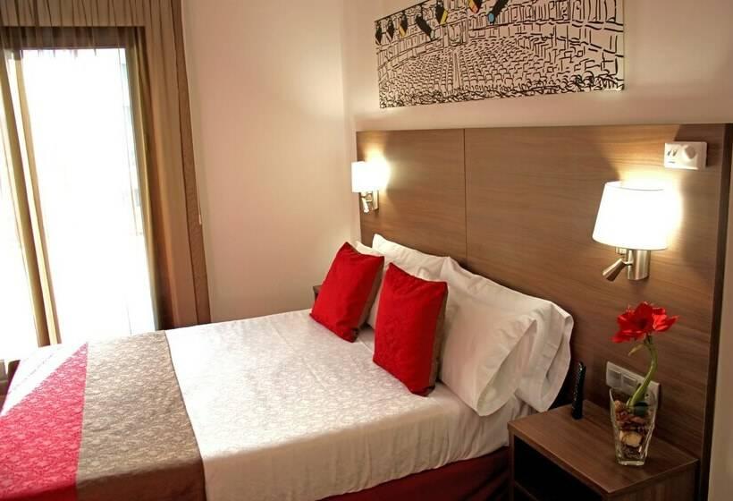 غرفة فندق Auto Hogar برشلونة