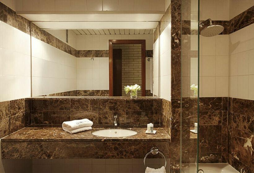Badezimmer Hotel Balmes Barcelona