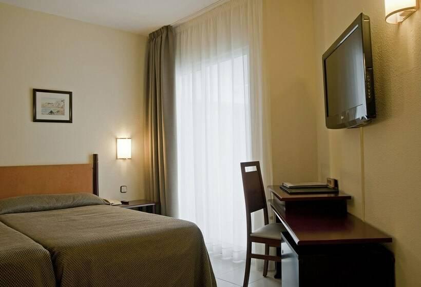 Chambre Hôtel Bernat II Calella