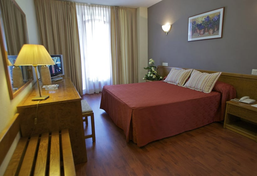 Quarto Hotel Borgia Gandia