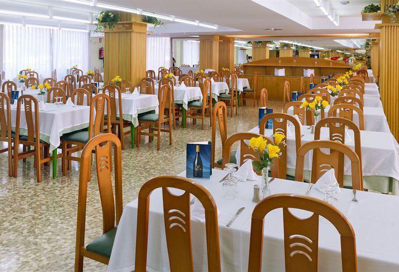 Restaurant Hotel H Top Cartago Nova Malgrat de Mar