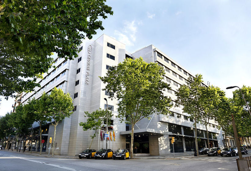 ホテル Crowne Plaza Barcelona Fira Center バルセロナ