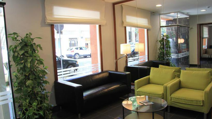 أماكن عامة فندق H Top BCN City برشلونة