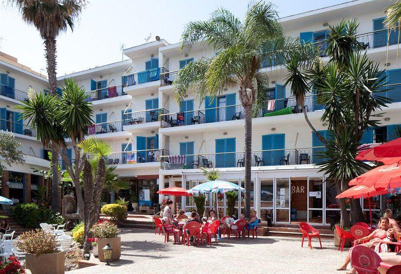 Extérieur Hôtel H Top Planamar Malgrat de Mar