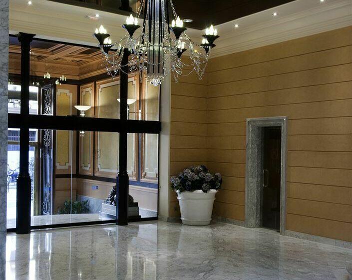 Hotel HCC St. Moritz Barcelona