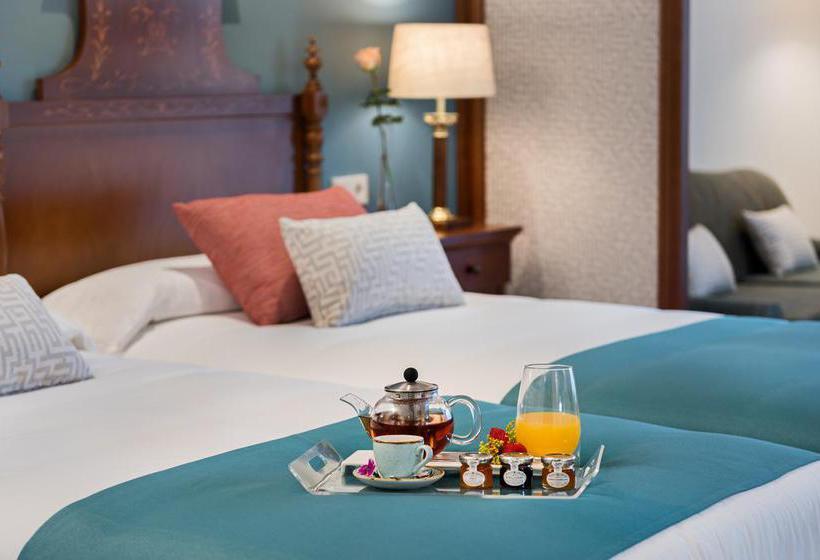 Zimmer Hotel Hesperia Mallorca Villamil Paguera
