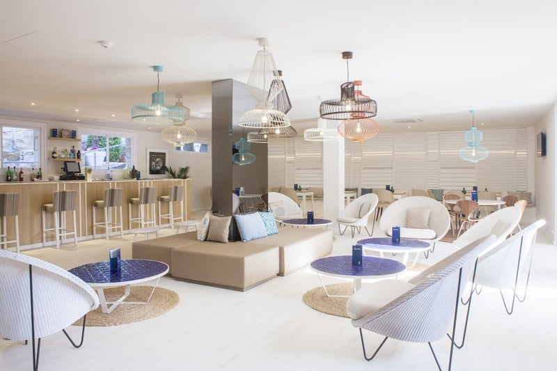 Cafeteria Hotel Ibersol Antemare Spa Sitges