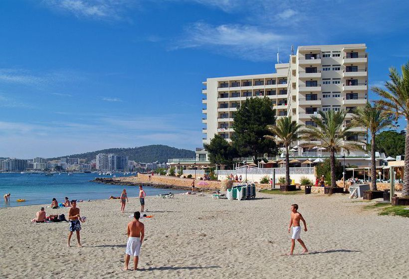Outside Hotel Intertur Hawaii Ibiza Sant Antoni de Portmany