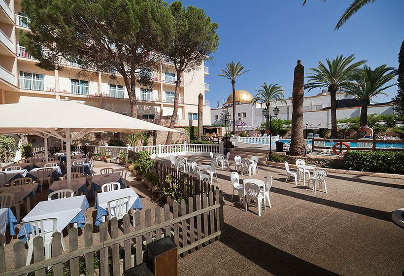 ホテル Marco Polo I Sant Antoni de Portmany