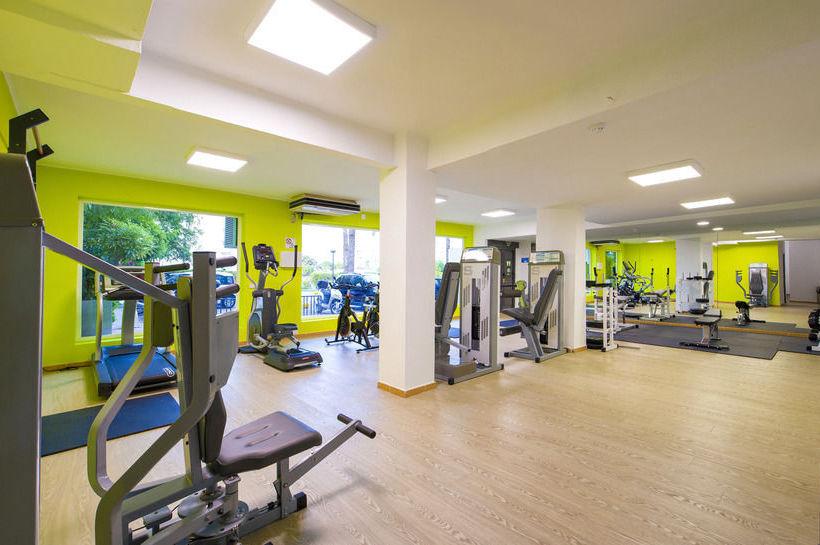 Instalaciones deportivas Hotel Mare Nostrum Playa d'en Bossa