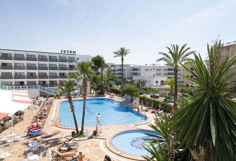 Exterior Hotel Mare Nostrum Playa d'en Bossa