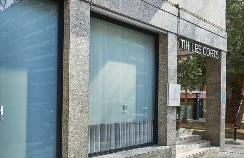 فندق NH Les Corts برشلونة