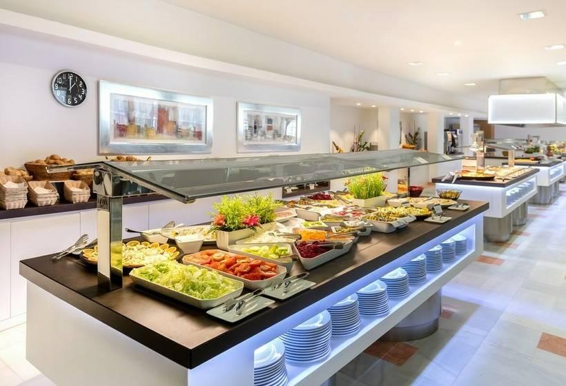 Restaurant Hôtel RH Bayren Parc Gandie