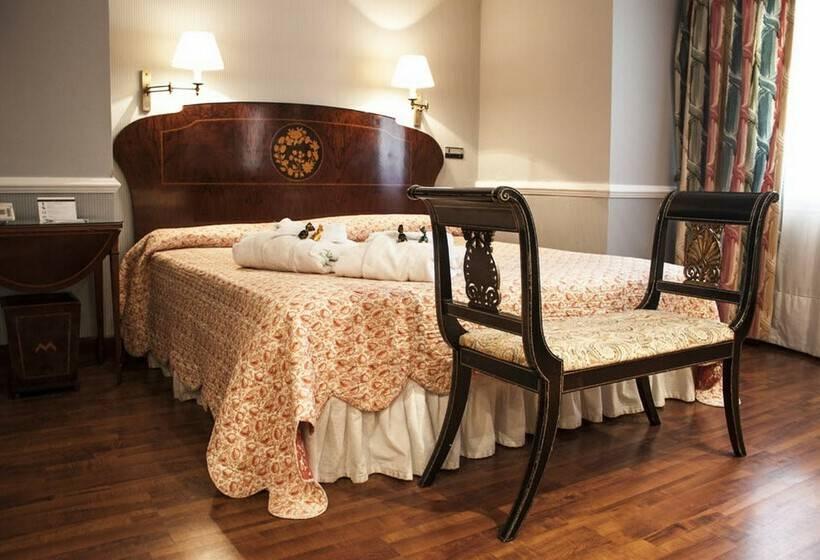 Chambre Hôtel Maria Luisa Burgos