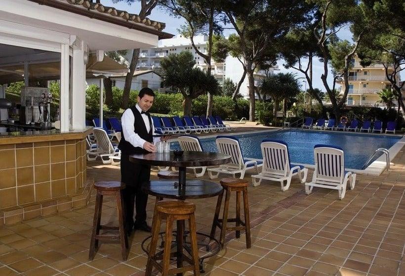 커피점 호텔 Riu Concordia Platja de Palma
