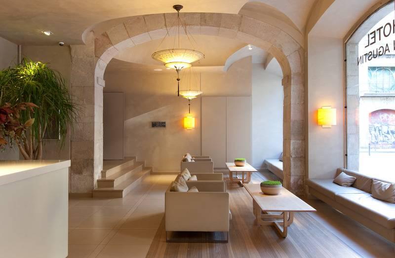 Gedeelde ruimtes Hotel Sant Agusti Barcelona
