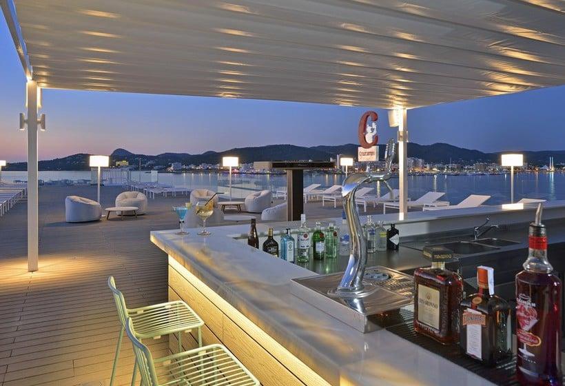 Cafeteria Hotel Sol House Ibiza Mixed by Ibiza Rocks Sant Antoni de Portmany