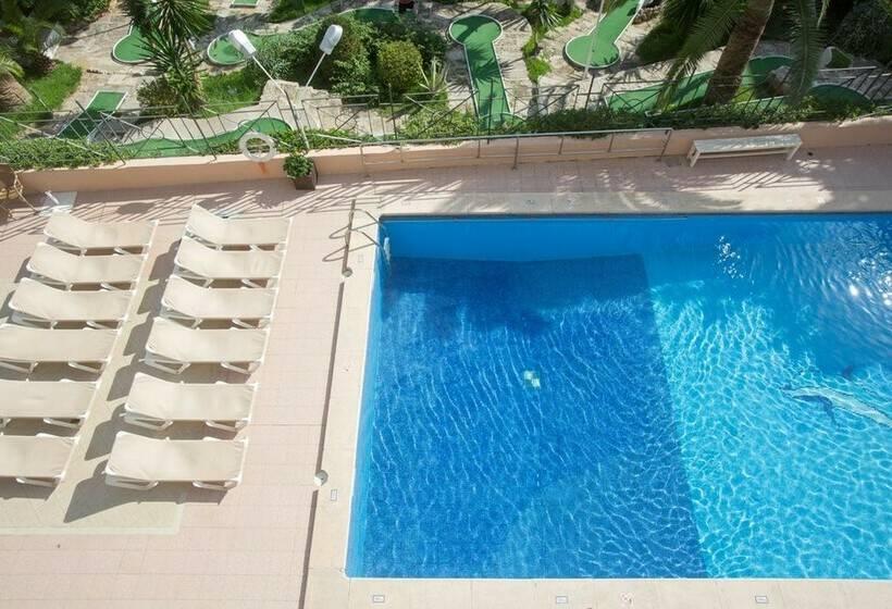 Piscina Hotel Tropico Playa Palmanova
